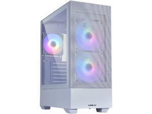 LIAN LI LANCOOL 205 MESH WHT White Computer Case