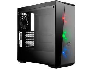 Cooler Master MasterBox Lite 5 ARGB MCW-L5S3-KGNN-05 Black Steel, Plastic, Tempered Glass ATX Mid Tower Computer Case