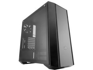 Cooler Master MasterBox Pro 5 RGB ATX Mid-Tower w/ Front DarkMirror Panel, Tempered Glass Side Panel & 3 x 120mm RGB Fans w/1 to 3 Splitter Cable