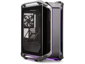 Cooler Master COSMOS C700M with ARGB Lighting, Aluminum Panels, a Riser Cable, and Curved Tempered Glass