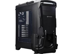 Thermaltake Versa N24 Black SPCC ATX Gaming Mid Tower with PSU Cover Computer Case CA-1G1-00M1WN-00