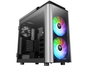 Thermaltake Level 20 GT ARGB CA-1K9-00F1WN-02 Black / Silver SPCC / Tempered Glass E-ATX Full Tower Case Full Tower Chassis