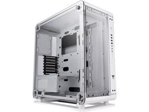 Thermaltake Core P6 TG Snow Edition Dual-Form Transformable/2-Way Layout ATX Mid Tower Computer Case CA-1V2-00M6WN-00