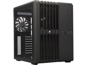 Corsair Carbide Series Air 540 (CC-9011030-WW) Black Steel High Airflow ATX Cube Case Support ATX Power Supply