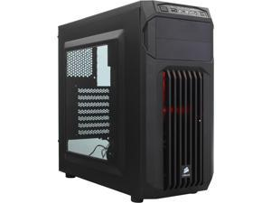 Corsair Carbide Series CC-9011050-WW SPEC-01 Black ATX Mid Tower Gaming Computer Case