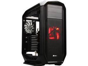 Corsair Graphite Series 780T (CC-9011063-WW) Black Steel ATX Full Tower PC Case ATX (not included) Power Supply