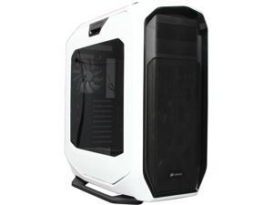 Corsair Graphite Series 780T (CC-9011059-WW) Black / White Steel ATX Full Tower 780T Full Tower PC Case ATX (not included) Power Supply