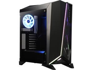 Corsair Carbide Series SPEC-OMEGA RGB Mid-Tower Tempered Glass Gaming Case, Black, Newegg Edition