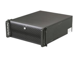 Rosewill Server Case or Chassis - RSV-R4000 - 4U Rackmount - 4 x Included Cooling Fans, 8 x Internal Bays