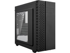 Rosewill ZIRCON T ATX Mid Tower Gaming PC Computer Case with Side Panel Window, Includes 2 x 120mm Fans, 240mm AIO up to 360mm Liquid Cooler Support, 380mm Graphics Card Support