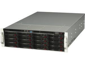 SUPERMICRO SuperChassis CSE-836BA-R920B Black 3U Rackmount Server Case