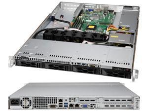 SUPERMICRO CSE-LA15TQC-563W Silver 1U Rackmount Server Case