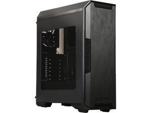 RAIDMAX GHOST T11-WB Black Plastic / Steel / Acrylic ATX Mid Tower Computer Case