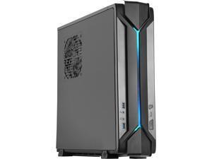 SilverStone SST-RVZ03B Black Steel / Plastic Mini-ITX Slim Case