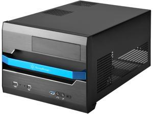 SilverStone Sugo Series SG12 SST-SG12B-V2 Black Refinement of Classic Small Form Factor Case