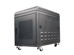iStarUSA WG-129 12U 900mm Depth Rack-mount Server Cabinet