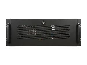 TOPOWER TP-4055-600W Black Steel 4U Rackmount Server Case