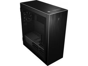 MSI MPG SEKIRA 500P Black Steel / Tempered Glass ATX Mid Tower Computer Case