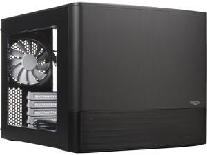 Fractal Design Node 804 Black Window Aluminum/Steel Micro ATX Cube Computer Case
