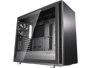 Fractal Design Define S2 Gunmetal Brushed Aluminum/Steel ATX Silent Modular Light Tint Tempered Glass Window Mid Tower Computer Case