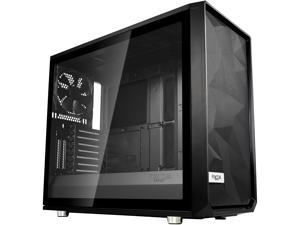 Fractal Design Meshify S2 Black ATX Modular High-Airflow Tempered Glass Window Mid Tower Computer Case