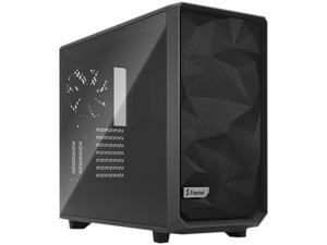 Fractal Design Meshify 2 Gray ATX Flexible Light Tinted Tempered Glass Window Mid Tower Computer Case, FD-C-MES2A-04