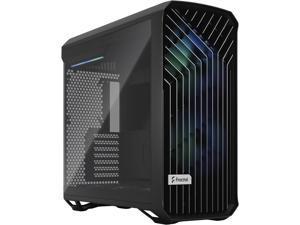 Fractal Design Torrent RGB Black E-ATX Tempered Glass Window High-Airflow Mid Tower Computer Case FD-C-TOR1A-04