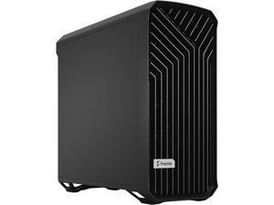 Fractal Design Torrent E-ATX Black Solid High-Airflow Mid Tower Computer Case FD-C-TOR1A-05