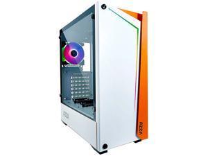 AZZA APOLLO 430 CSAZ-430W-DF1 White ATX Mid Tower Computer Case