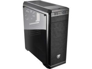 Cougar MX330 Mid Tower Case with Full Acrylic Transparent Window and USB 3.0