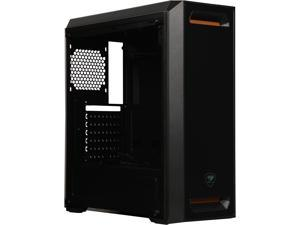 Cougar MX350 90 Degree Visible Tempered Glass Gaming Case