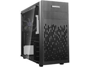 DEEPCOOL MATREXX 30 Micro ATX Case Tempered Glass Panel Larger Area of Air-intake