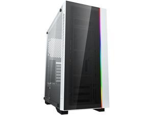 Deepcool MATREXX 55 V3 ADD-RGB WH White ABS / SPCC / Tempered Glass ATX Mid Tower Computer Case