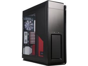 Phanteks Enthoo Primo PH-ES813P_SRD Black / Red Aluminum / Steel ATX Full Tower Computer Case