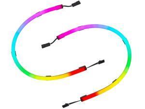 CORSAIR iCUE LS100 Smart Lighting Strip Expansion Kit 450mm, CD-9010001-WW/LL