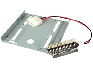 """StarTech BRACKET25 Adapter Kit to Mount 2.5"""" HDD in 3.5"""" Drive Bay"""