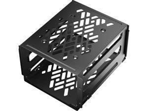 Fractal Design FD-A-CAGE-001 HDD Cage Kit - Type-B for Define 7 Series and Compatible Fractal Design Cases - Black