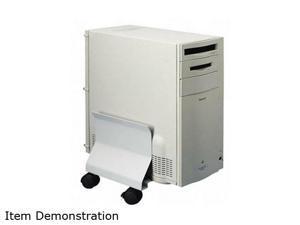 Fellowes 91781 Premium CPU Stand, 8w x 9d x 9-1/2h, Platinum