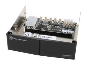 "Silverstone CMD01B-ESA Commander Series ESA Certified 5.25"" Controller"