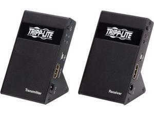 Tripp Lite B127-1A1-WHD1 Wireless HDMI Extender 4K with Zero Latency - 4K x 2K @ 30 Hz, 7.1 audio, HDCP 2.2, 98 ft. (30 m)
