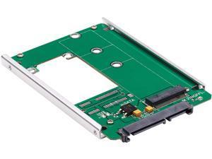 Tripp Lite P960-001-M2-NE M.2 NGFF SSD (B-Key) to 2.5 in. SATA Open-Frame Housing Adapter