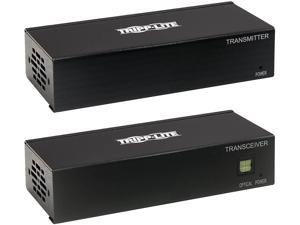DisplayPort to HDMI Over Cat6 Extender Kit 4K60Hz HDR 4:4:4 PoC