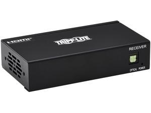 HDMI Over Cat6 Receiver 4K60Hz HDR 4:4:4 PoC HDCP 2.2 230ft TAA