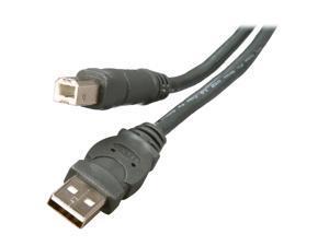 Belkin F3U133-16 Black Pro Series USB2.0 Device Cable (A/B)