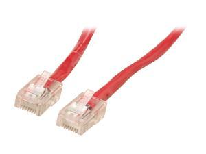 Belkin A3X126-10-RED 10 ft. Cat 5E (Crossover) Red Cable