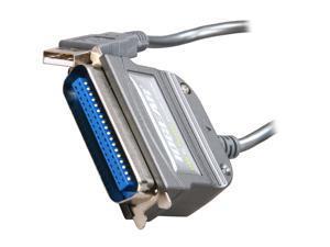 IOGEAR Model GUC1284B USB to IEEE-1284 Bi-directional Printer Cable