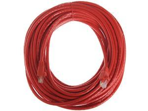 Rosewill RCW-593 50 ft. Cat 6 Network Cable, Red