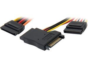 Rosewill SC-PWYC-02MT 8 in. SATA Power Cable Splitters