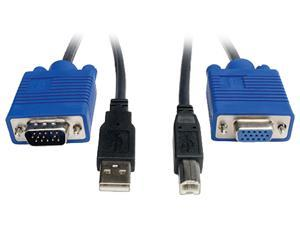 TRIPP LITE 10 ft. KVM USB Cable Kit for B006-VU4-R P758-010