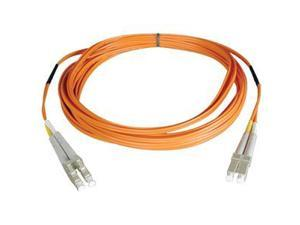 Tripp Lite N520-10M 32.8 ft. Duplex Multimode 50/125 Fiber Patch Cable